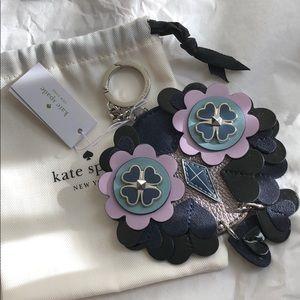 BNWT Kate Spade Owl Key Fob